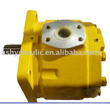 Single hydraulic gear pumps