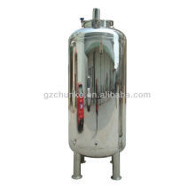 Chunke Stainless Steel Water Tank for Drinking Water Treatment