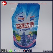 Spouted Retort Pouch For Canned Food Packaging