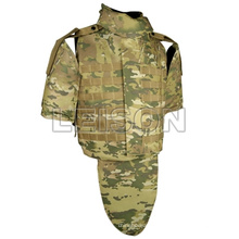 Bullet Proof Vest Has Passed USA HP Lab Test
