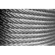 Steel Wire Rop, Steel Wire Rope/PVC Coated Wire Rop