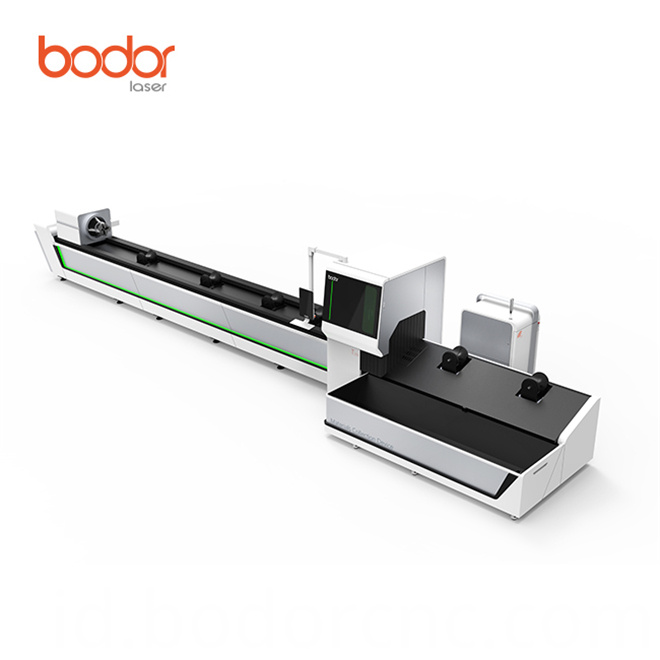 Cnc pipe metal laser cutting machine