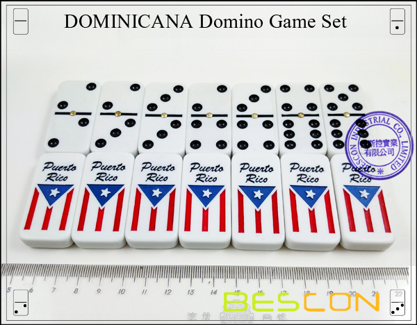 DOMINICANA Domino Game Set-5