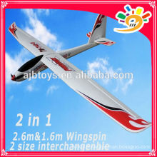2.4G 6 canaux 2 en 1 Phoenix Evolution (742-5) epo mousse rc avion jouet loisirs hob rc modèle géant échelle rc avion