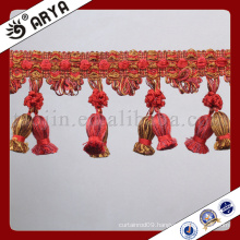 new design tassel tassel Fringe trim for Curtain decoration and lamp decoration