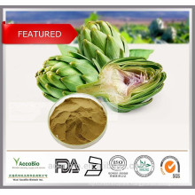 High Quality 100% Natural Certificated Organic Artichoke Extract Powder