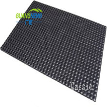 Shipping Deck Drainage Colorful Anti-Slip Rubber Floors /Anti-Fatigue Rubber Mats