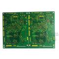 6 Layers Multilayer PCB 1oz ENIG 2U