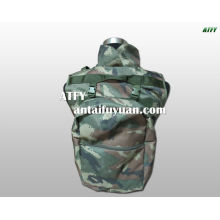 Chaleco antibalas militar con material de PE.