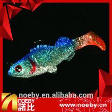 NOEBY brand 8g 65mm soft shad iscos iscas de pesca suave