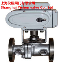 Electric Steam Jacket Stainless Steel Ball Valve Insulation Ball Valve