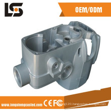 Baking Paint Aluminum Die Casting Motorcycle Parts