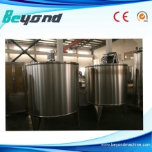 Top Carbonated Juice Mixing Tank Produce Plant