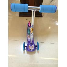 Kinder-Tri-Scooter mit heißen Verkäufen in Europa (YV-026)