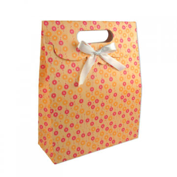 Regalo reciclable Bolsa de papel personalizada Precio favorable