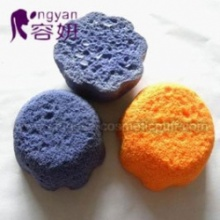 Flower Shape Bath Sponge 90x45mm