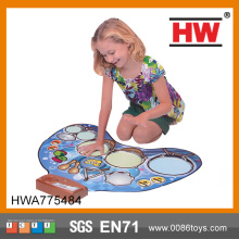 Educational Kids Touch And Play Toy Drum Musical Carpet