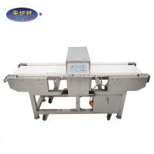 Intelligent food processing metal detector machinery
