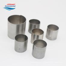 anel de aço inoxidável de Raschig do metal de Ss304 SS316 para a destilação petroquímica