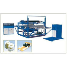 Automatic High Frequency Bonding Machine 10kw 5 - 15 M/min For Epe Foamed Sheets