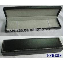 caja de reloj de cuero para reloj solo ventas por mayor