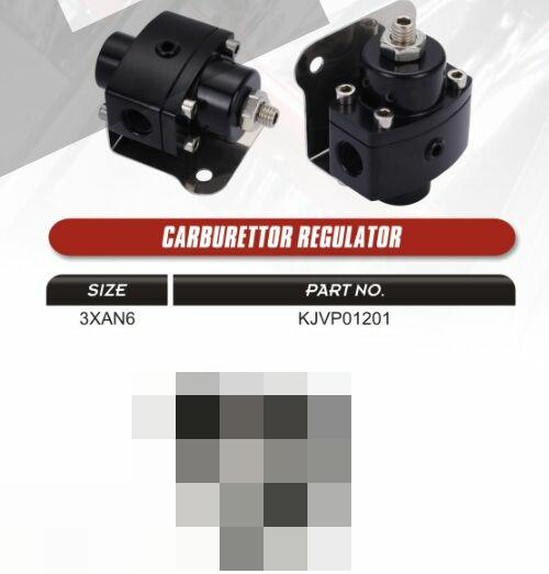 Regulator To Fuel Rail Adapter
