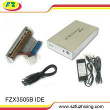 """USB2.0 3.5 """"Aluminium IDE HDD Einschließung / 3.5 hdd externer Fall / 3.5 hdd Kasten"""