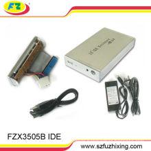 "USB2.0 3.5"" Aluminium IDE HDD Enclosure / 3.5 hdd external case / 3.5 hdd box"
