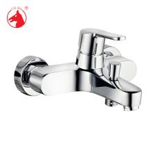 Misturador sanitário para banho de água fria quente