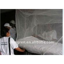 OMS aprovou rede de inseticidas duradoura (LLIN) / mosquiteiros pré-tratados