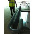 Indoor Outdoor Steel Balustrade Railing Stair Handrail