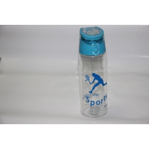 Plastic sport water bottle