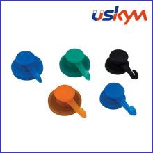 Plastic Magnet Pot Magnet (P-010)