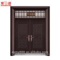 High Grade Superior Rome Design Steel Entrance Door Higher Step by Step Safe Devorative