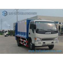 JAC 4*2 5cbm Compactor Garbage Truck