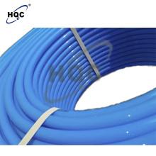 Tubulação de tubulação do aquecimento Underfloor para a tubulação azul do pexb do sistema de aquecimento de assoalho