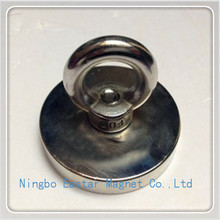 Forme spéciale personnalisée Neodymium Magnet Sucker