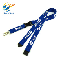 High Quality Custom Printed Neck Lanyard Strap Accessories