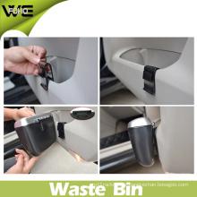 colorful Plastic Trash Bin Mini Waste Bin for Car