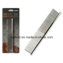 Escova de gato Produto Pet Grooming Cleaner Trimmer Dog Comb