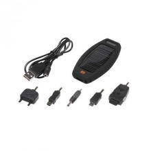 6v / 100mah Mini Solar Charger With Torch Light For Digital Camera, Mp3 / Mp4 Player