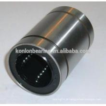 Aço cromado personalizado LM20UU rolamento linear