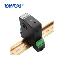 660V din rail ac voltage transmitter