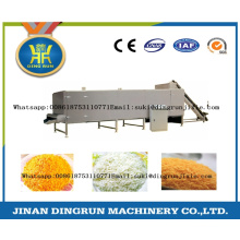 Twin screw Bread crumbs making machine