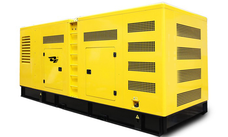 Gensets Powered by Diesel 30kw