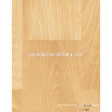 Hoja laminada de alta presión-HPL en uso de puerta