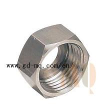Parte que trabaja a máquina del CNC de aluminio para los recambios (MQ1035)