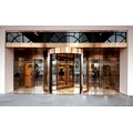 High Quality Two-wings Electronic Revolving Doors