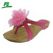 hot flops irish spring wooden havainas flip flop for women