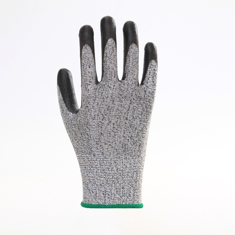 Nylon Cut Resistant Safety Gloves Anti-aging